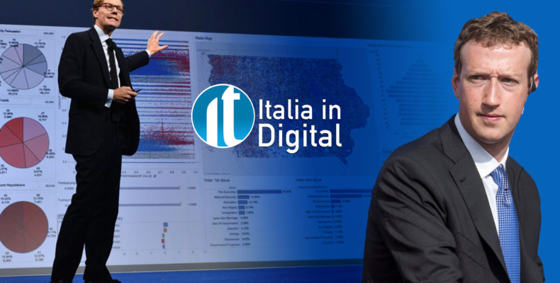Cambrige analytica vs Facebook - Italia in Digital