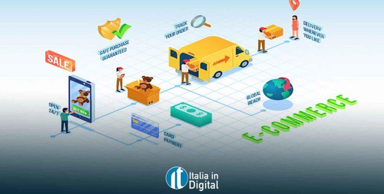 e-commerce: sempre più italiani acquistano prodotti online